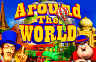 Онлайн слоты Around The World