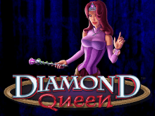 Игровой автомат Diamond Queen онлайн